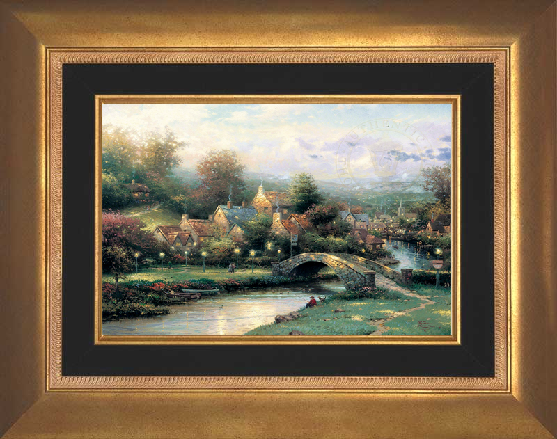 Lamplight Village - Aurora Gold