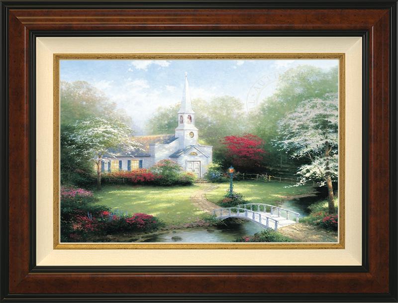 Hometown Chapel - Burlwood