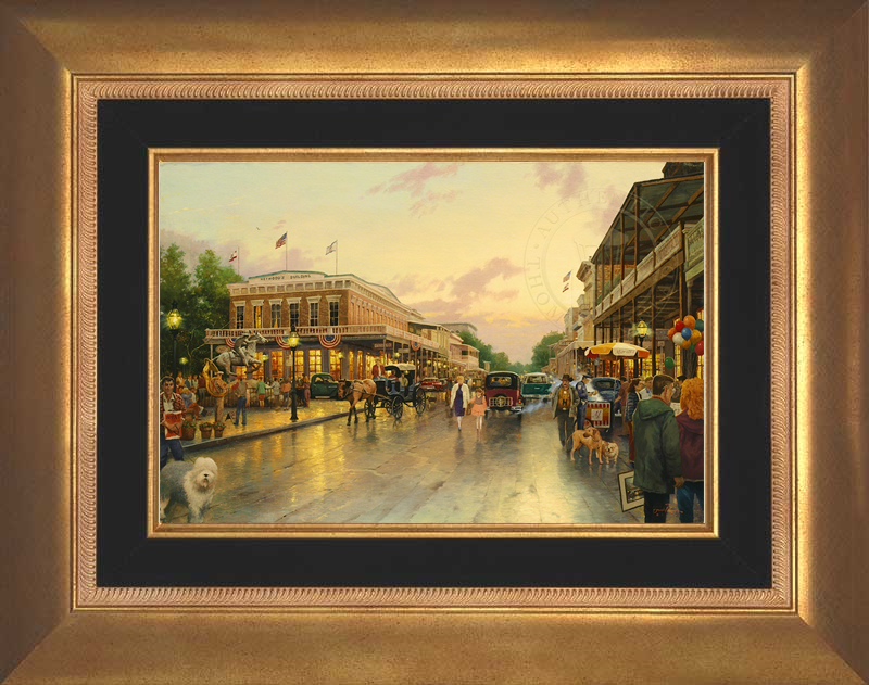 Main Street Celebration - Aurora Gold