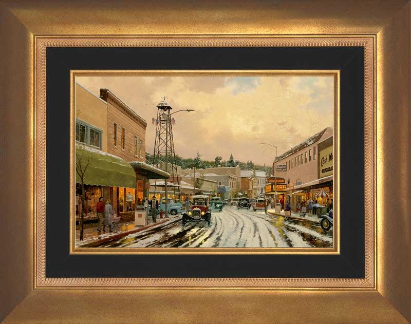 Main Street Matinee - Aurora Gold