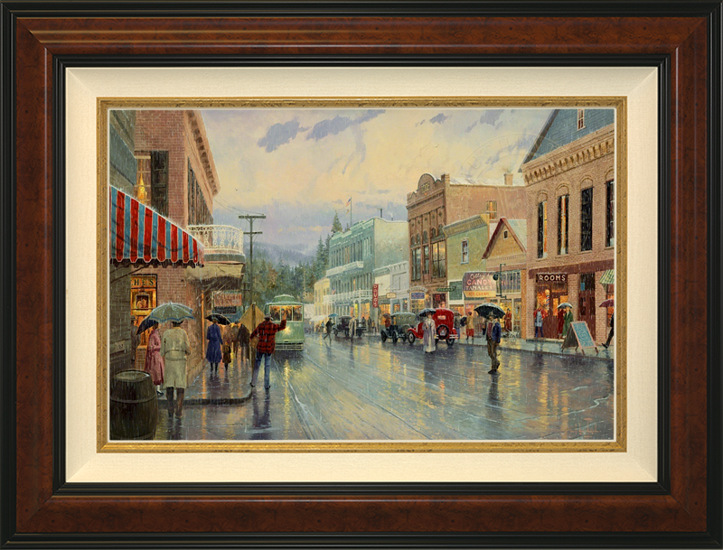 Main Street Trolley - Burlwood