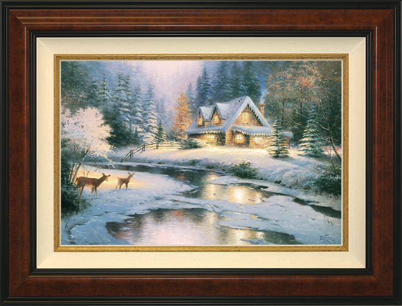 Deer Creek Cottage - Burlwood
