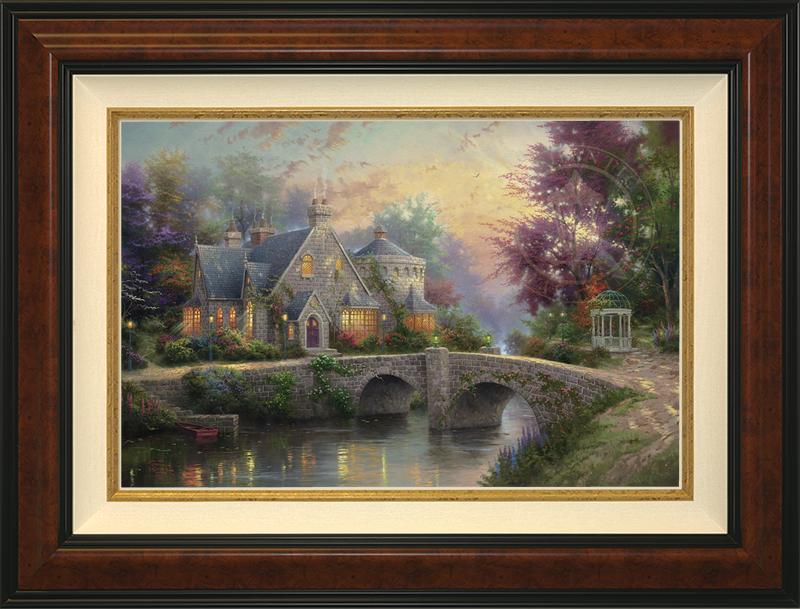 Lamplight Manor - Burlwood