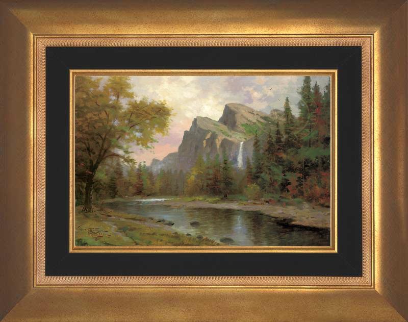 Yosemite Valley -- Aurora Gold