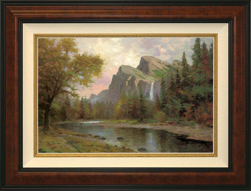 Yosemite Valley -- Burlwood