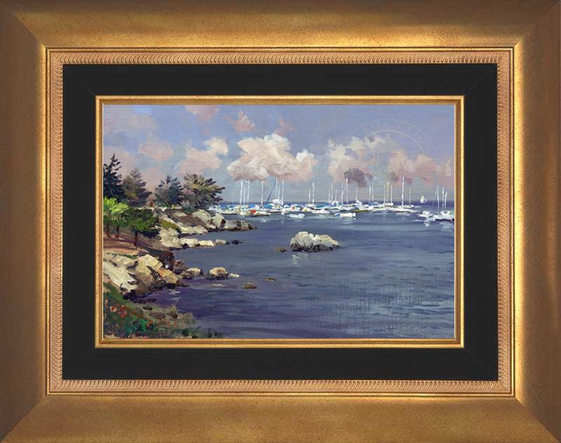 Monterey Marina- Aurora Gold