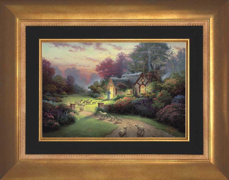 The Good Shepherd's Cottage - Aurora Gold