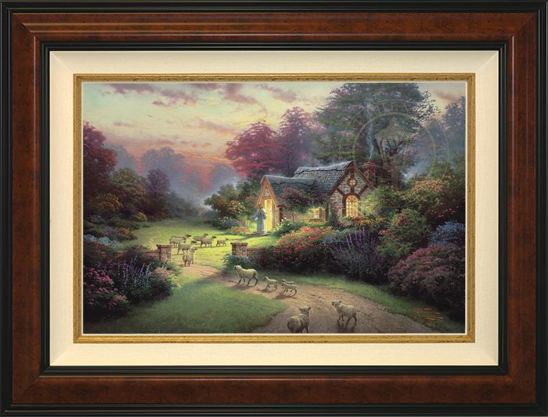 The Good Shepherd's Cottage -Burlwood