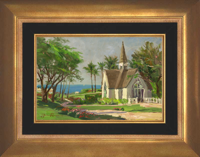 Wailea Chapel - Aurora Gold