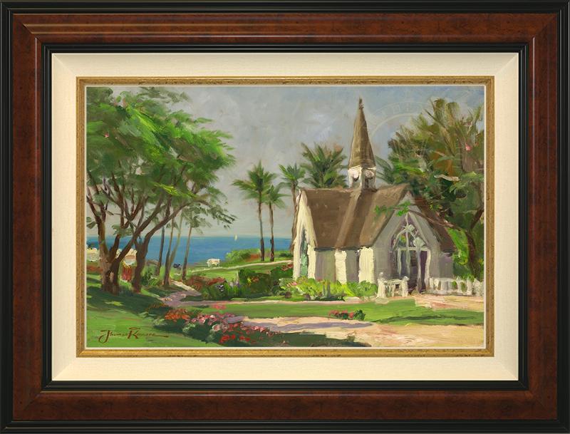 Wailea Chapel -Burlwod