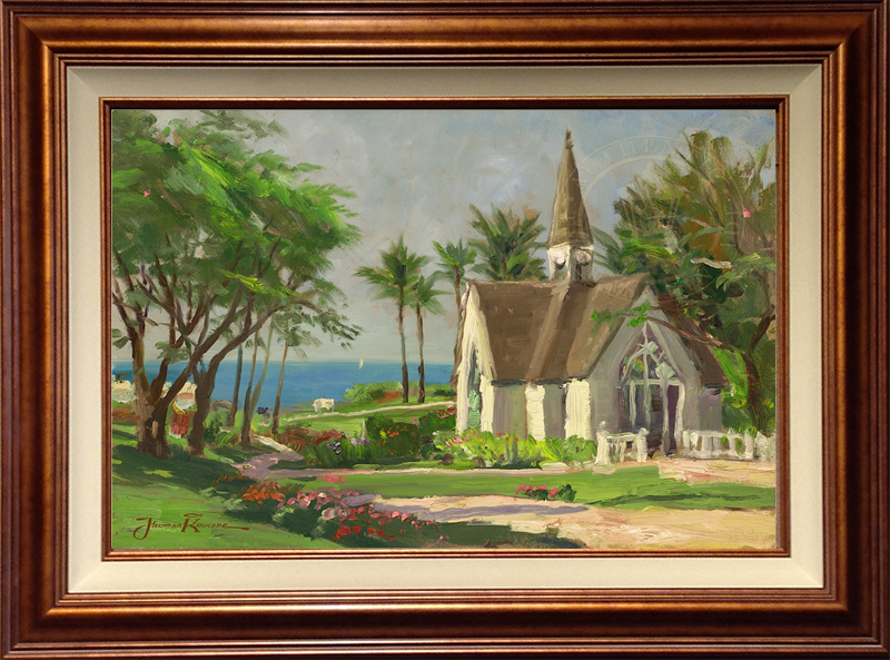 Wailea Chapel -Copper