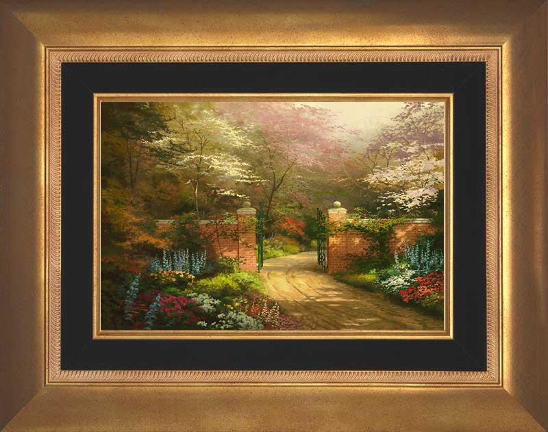 Gate of New Beginnings - Aurora Gold