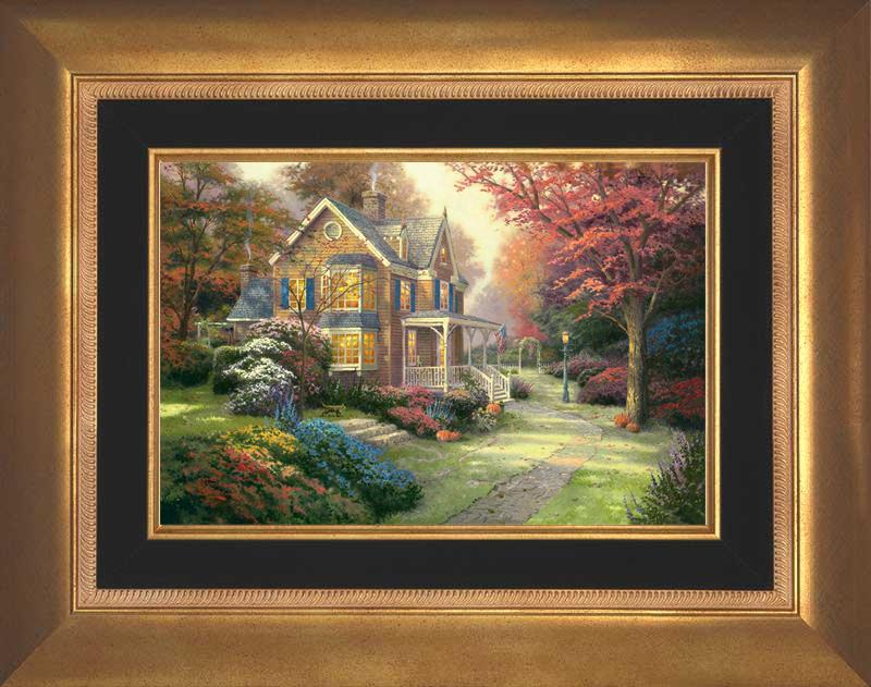 Victorian Autumn - Aurora Gold