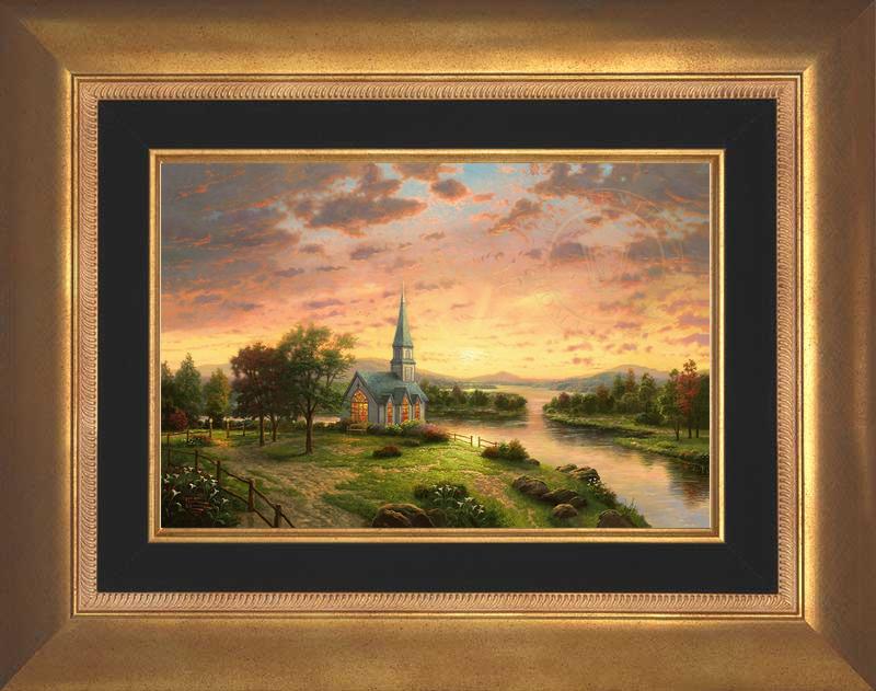Sunrise Chapel - Aurora Gold