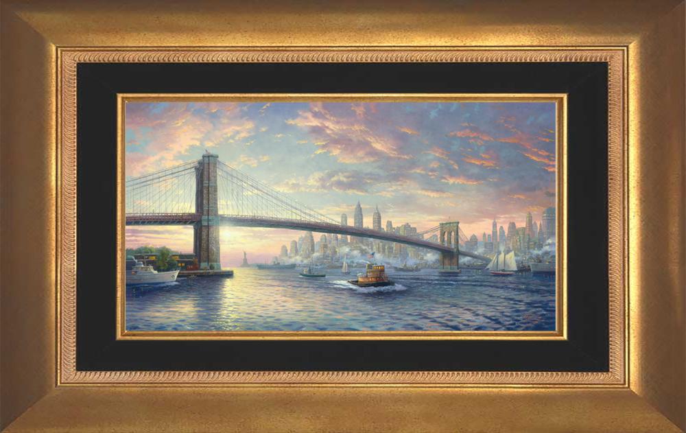 The Spirit of New York - Aurora Gold