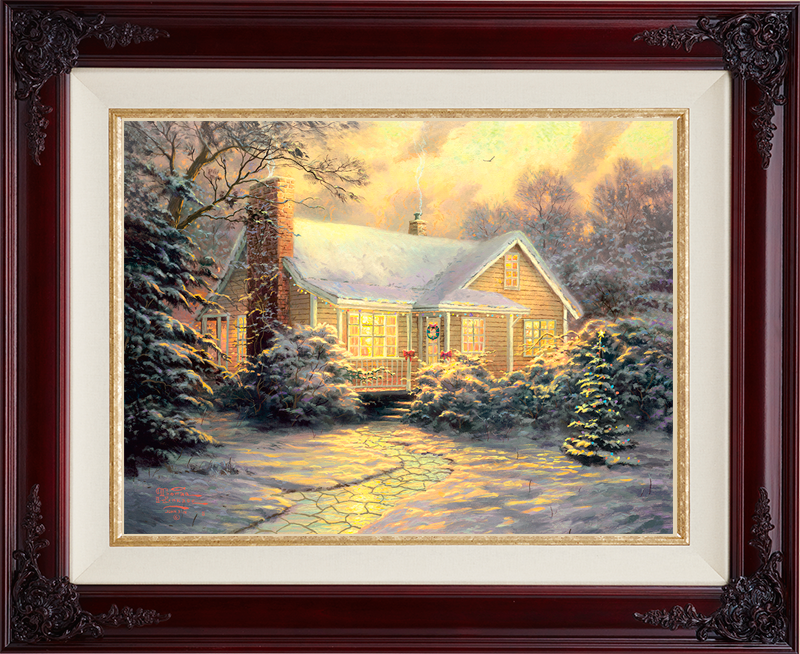 Christmas Cottage - Brandy