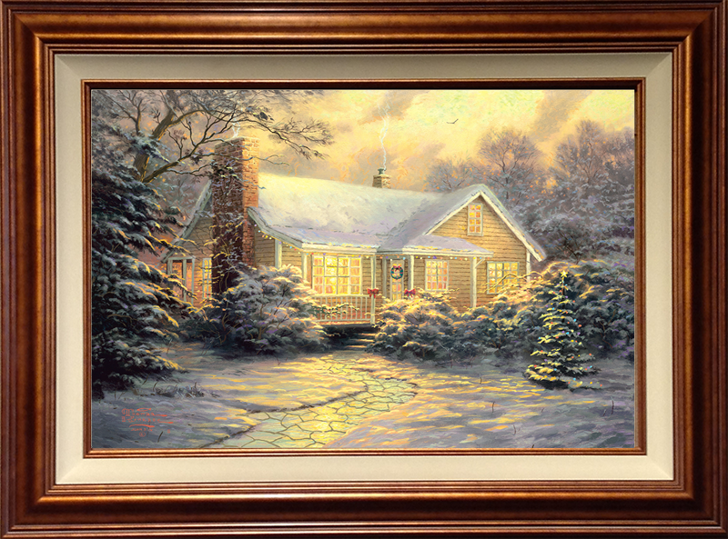 Christmas Cottage - Copper