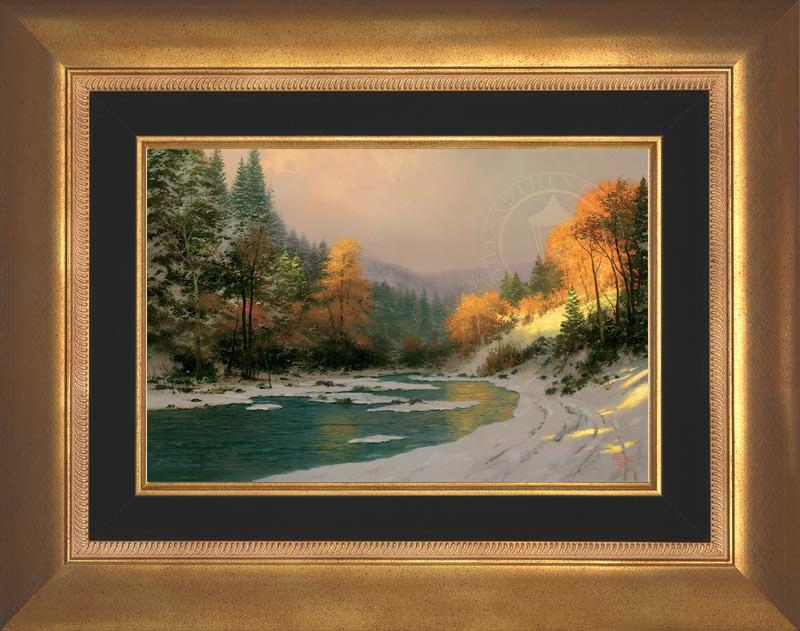 Autumn Snow - Aurora Gold