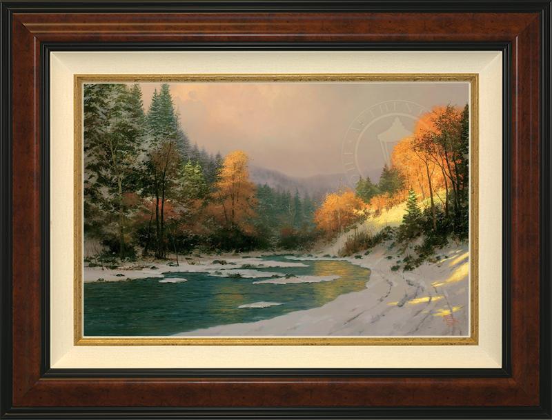 Autumn Snow - Burlwood