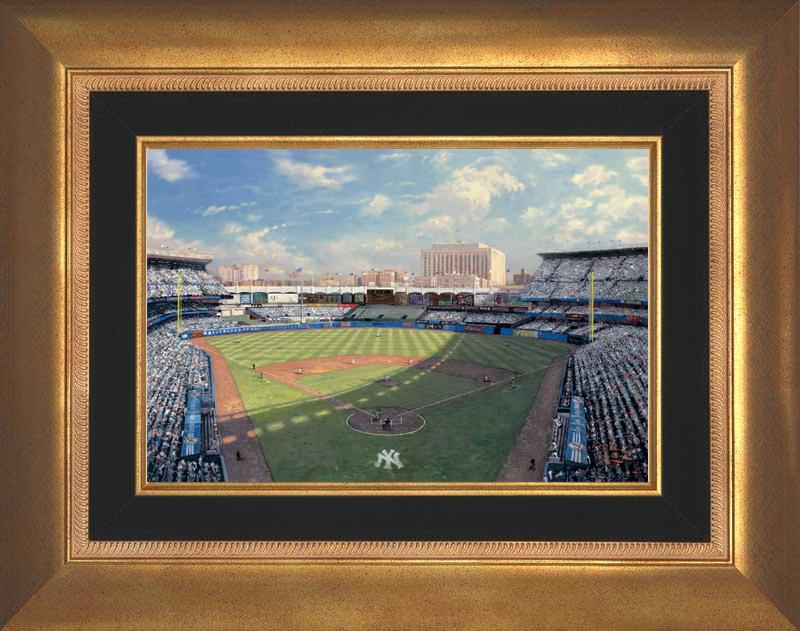 Yankee Stadium -- Aurora Gold