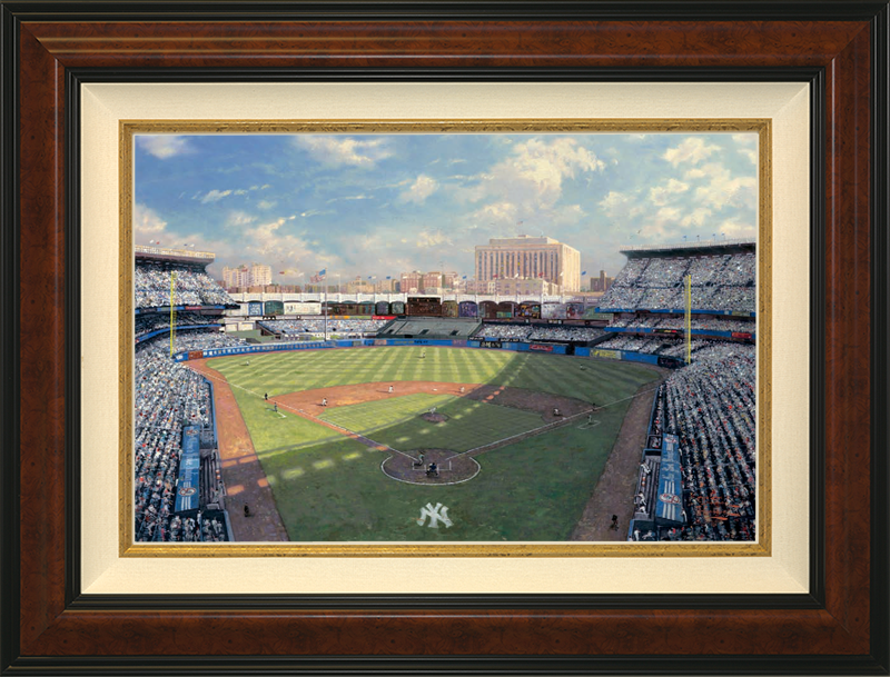Yankee Stadium - Burlwood