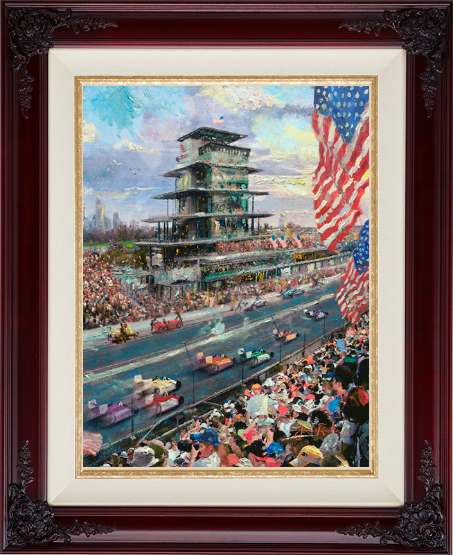 Indianapolis Motor Speedway Study -- Brandy
