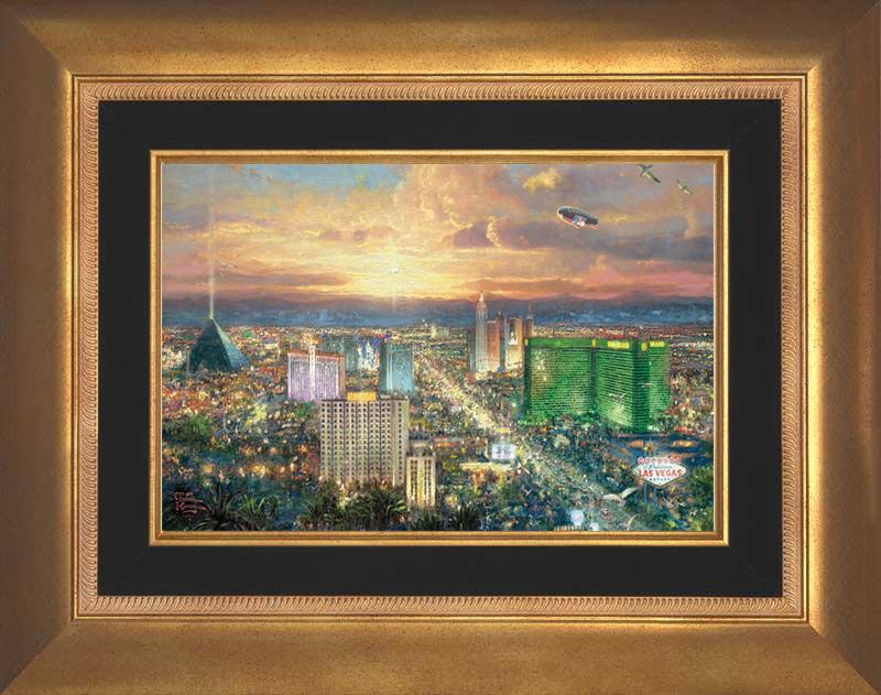 Viva Las Vegas - Aurora Gold