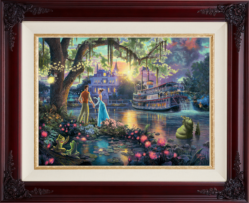 The Princess and the Frog - Brandy