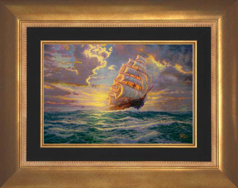 Courageous Voyage - Aurora Gold