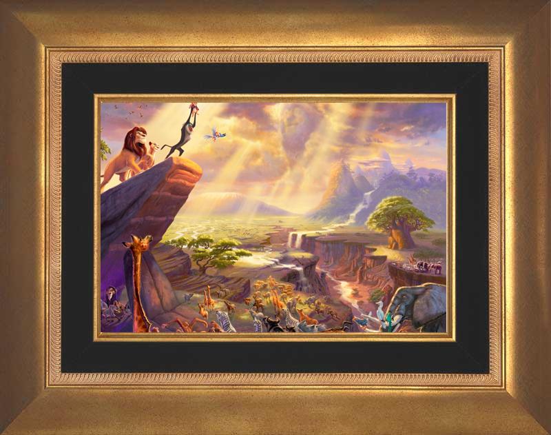 The Lion King - Aurora Gold