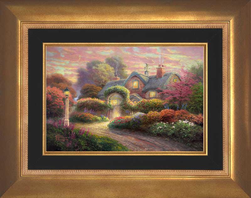 Rosebud Cottage - Aurora Gold