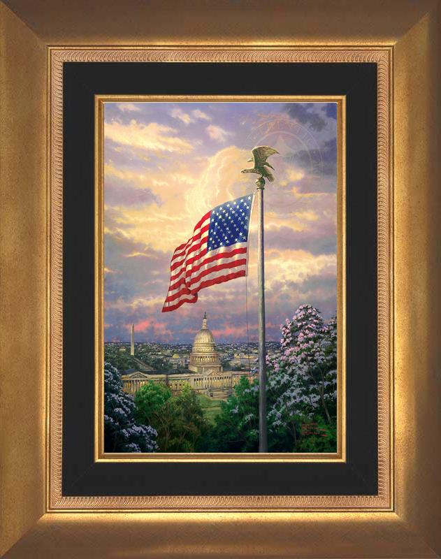 America's Pride -- Aurora Gold