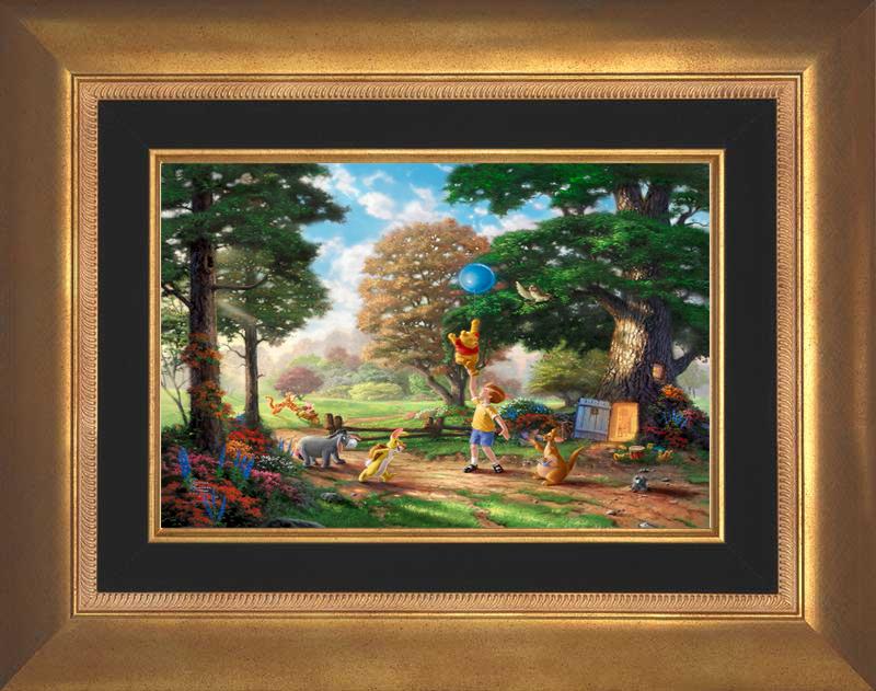 Winnie the Pooh II - Aurora Gold