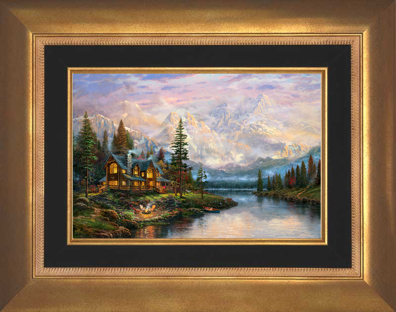 Cathedral Mountain Lodge -Aurora Gold