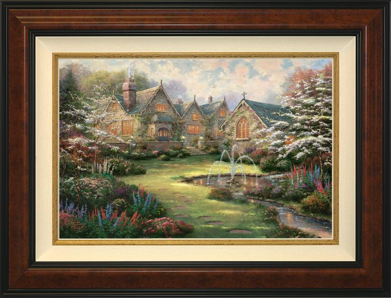 Garden Manor - Burlwood