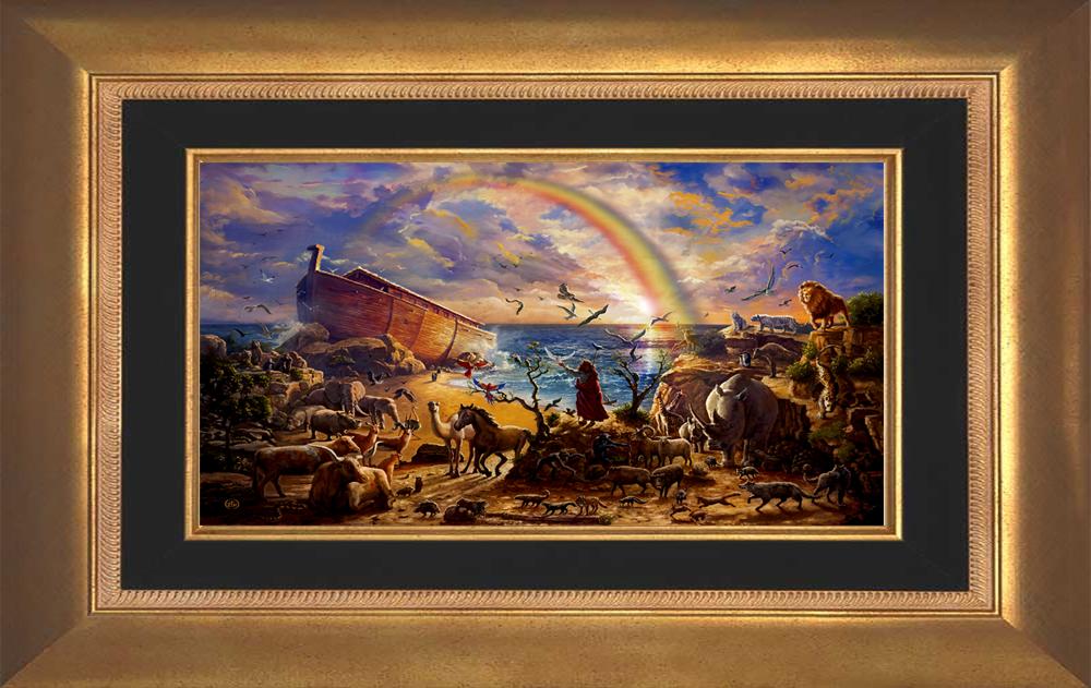 Noah's Ark - Aurora Gold
