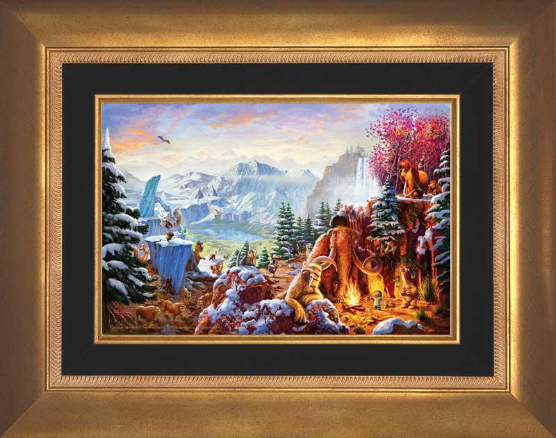 Ice Age - Aurora Gold