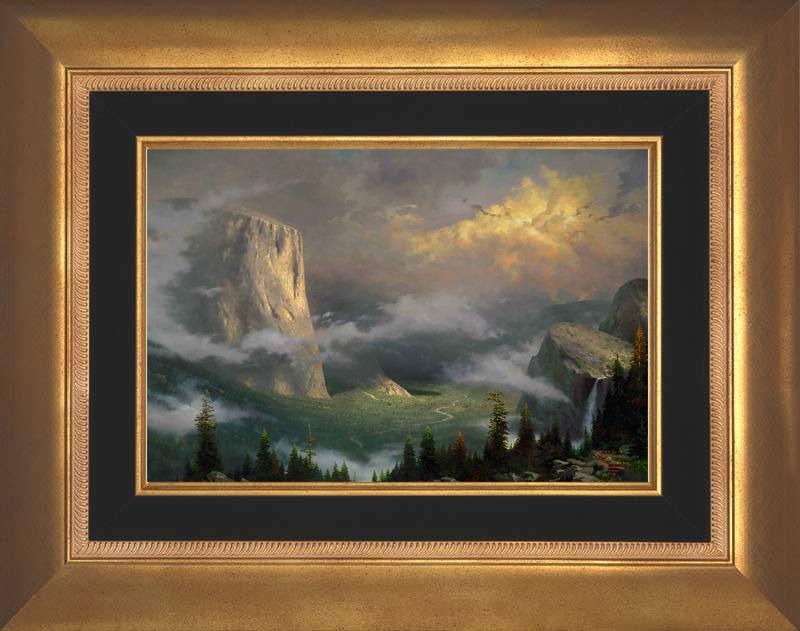 West Rim, Yosemite - Aurora Gold