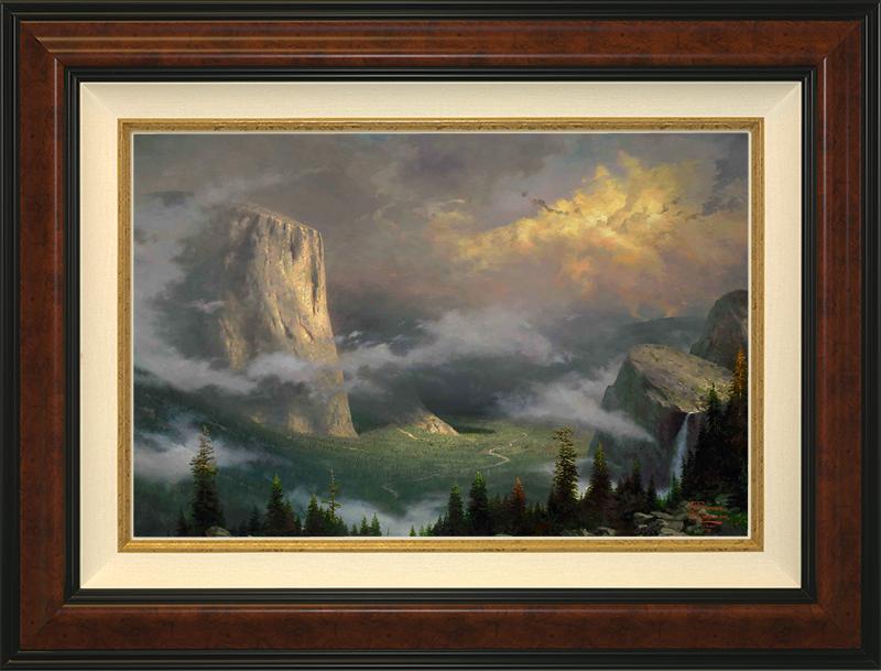 West Rim, Yosemite - Burlwood