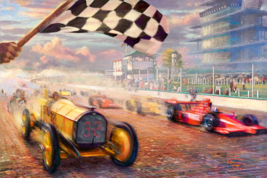A Century of Racing!