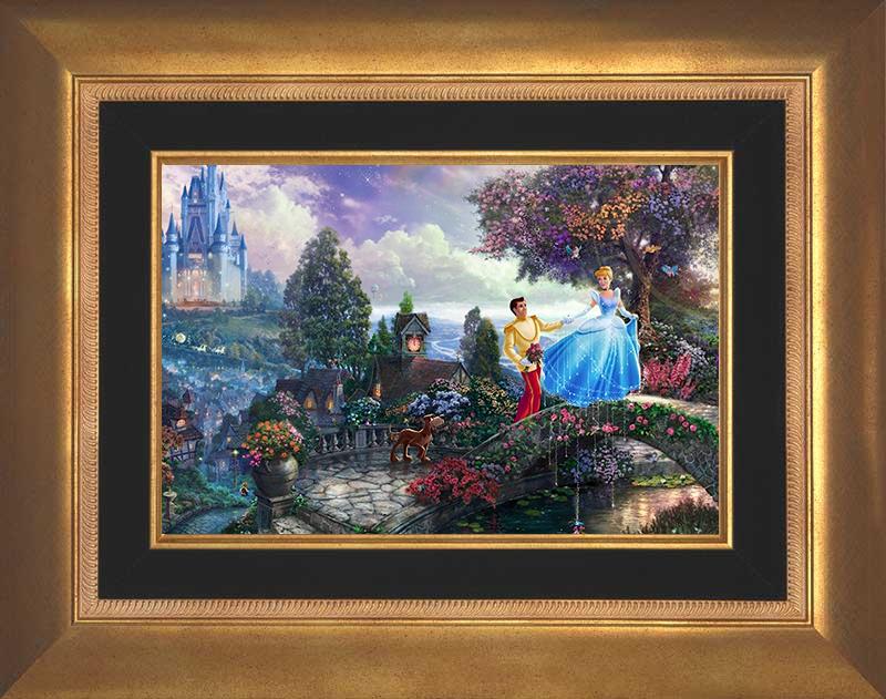 Cinderella Wishes Upon a Dream -Aurora Gold