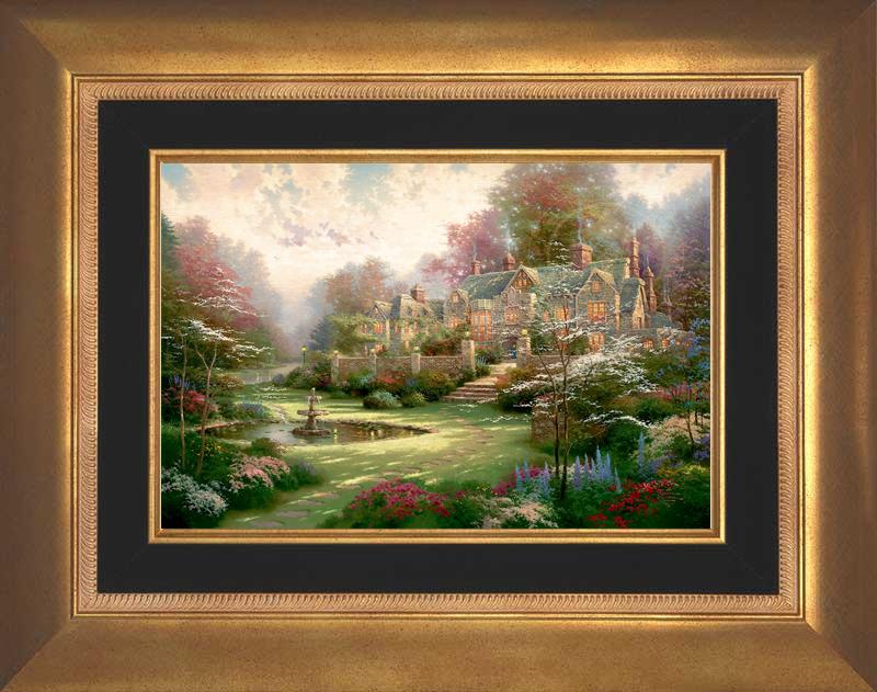 Gardens Beyond Spring Gate-Aurora Gold