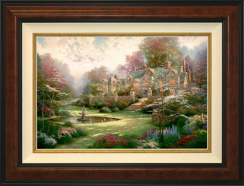 Gardens Beyond Spring Gate-Burlwood