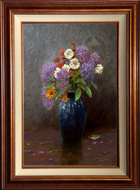 Lilac Bouquet - Copper