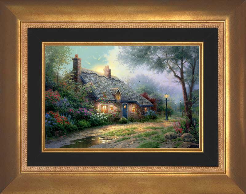 Moonlight Cottage- Aurora Gold