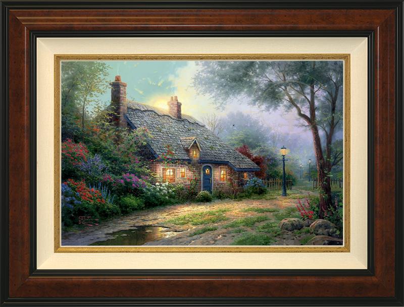 Moonlight Cottage - Burlwood