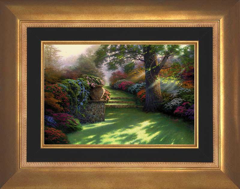 Pathway to Paradise - Aurora Gold