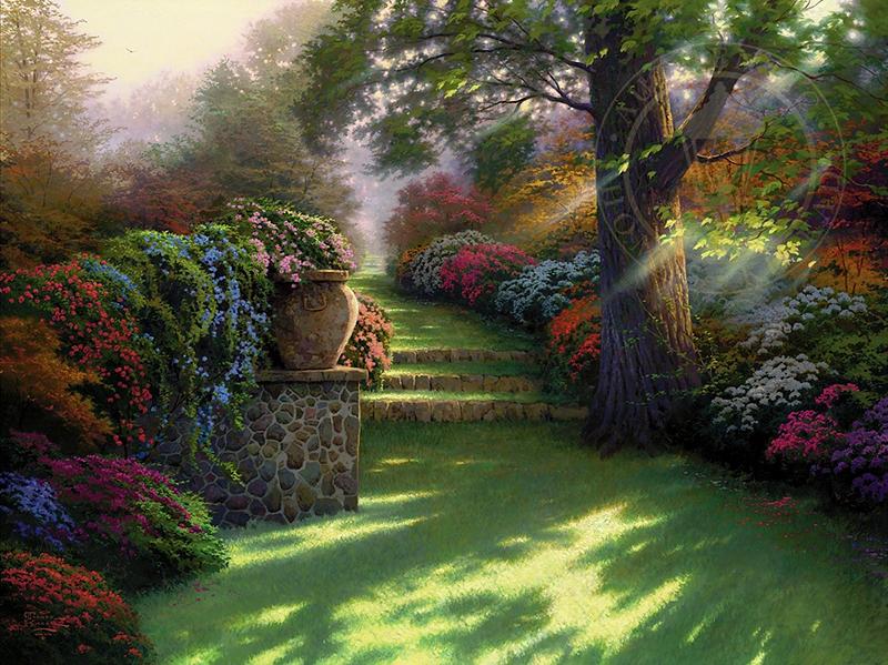 Pathway of Paradise