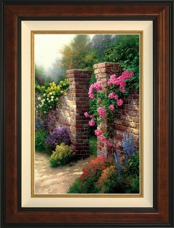 The Rose Garden - Burlwood