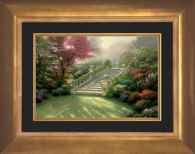 Stairway to Paradise - Aurora Gold